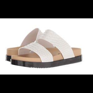 Melissa Shoes x Baja East Cosmic Python Sandal 6